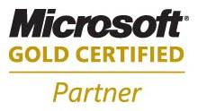 �� ���������� ���������� ����������� ������ Microsoft Gold Certified Partner