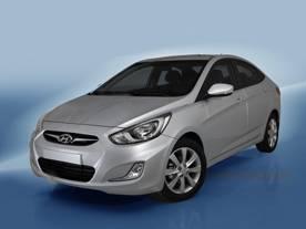 Новые автомобили Hyundai Solaris в прокате «Империя Авто»