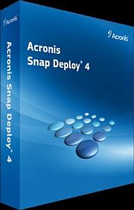Вышел Acronis Snap Deploy 4