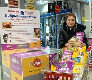 Добрые покупатели помогли «потеряшкам»