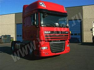 В компании VH-DAF Moscow в продажу поступили новые магистральные седельные тягачи DAF FT XF 105.460 Euro 5