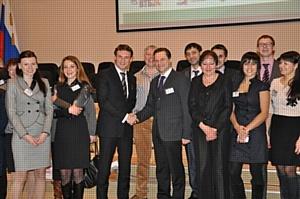 25 ноября 2011 года в Екатеринбурге состоится выставка-конференция по франчайзингу:  «Открой свой бизнес под известным брендом!»