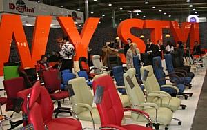 KIFF 2011. Стенд компании «Новый Стиль» произвел настоящий фурор на Киевском международном мебельном форуме
