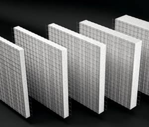 Cтроительные панели на основе сварной сетки экономят деньги и время.