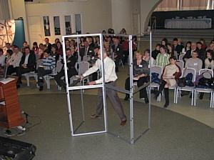 """Первая самарская региональная конференция """"Экспомаркетинг. Антикризисные технологии и новые инструменты продвижения"""""""