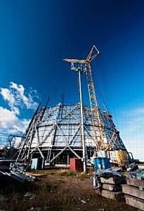 """""""ТИТАН-2"""" начал монтаж основного электрооборудования на Юго-Западной ТЭЦ"""