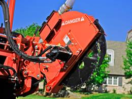 ����� ����� Ditch Witch MT12 MicroTrencher �������� ������� ������� �����������