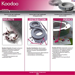Koodoo Technologies: куду.рф