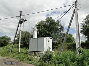 Филиал «ДРСК» направит около 40 млн. руб. на реконструкцию электросестей в п. Хинганск Облученского района Еврейской Автономной области