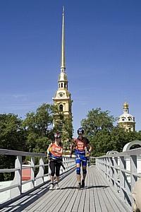 Городская приключенческая гонка «Saint-Petersburg Urban Race»