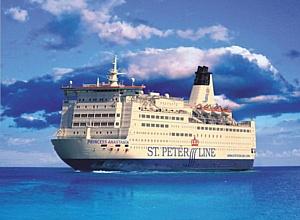 ST.PETER LINE добавляет порт Таллина в круизное расписание парома Princess Maria