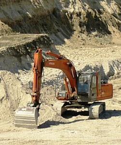 С Балтийской АЭС вывезли первый миллион кубометров грунта
