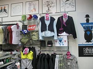 Франшиза бренда молодежной одежды FormaLab.