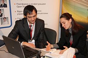 Интегрированное решение Terrasoft+Infinity представлено на крупнейшем форуме, посвященном контакт-центрам, CCWF 2011