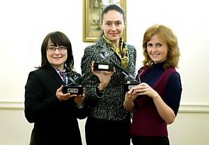 В Санкт-Петербурге назвали победителей конкурса «Лучший кадровый проект-2011»