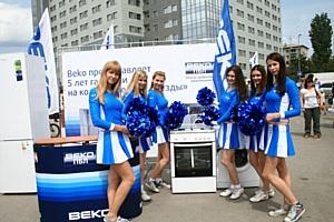 Кубок по STREETBALL ЕВРОПА СИТИ МОЛЛ 2011 и компания БЕКО собрали все уличные субкультуры вместе