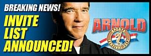 Arnold Classic - 2012