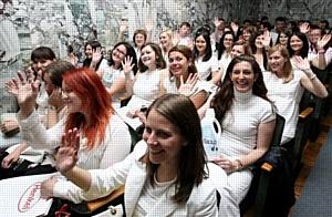 «Ласка «Магия Белого» вдохновила «Хенкель» на проведение нестандартной PR-акции