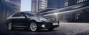 ООО «СП БИЗНЕС КАР» повышает стандарты комфорта для Lexus ES 350