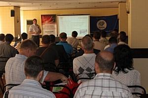 Дан старт циклу  семинаров «Современная ИТ-инфраструктура SMB-предприятия. Оптимальные программные продукты и решения» компании «Антивирусные решения» (ТМ ARinteg)