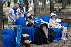 """Челябинцы отметили европейский День парков на """"Променаде без границ"""""""