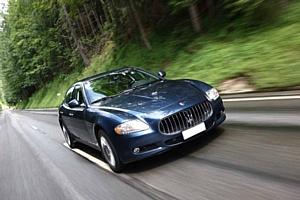 � ������� Villagio Estate �� Maserati Quattroporte �� ��������� � 280 ��/�!
