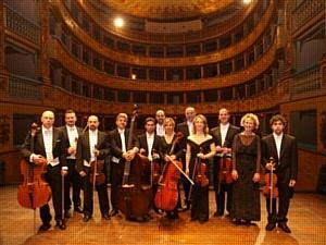 16 июня в Центре Оперного пения Галины Вишневской в Москве в рамках открытия выставки «ВИНИТАЛИ 2010» состоялся концерт струнного оркестра «Солисты Перуджи»