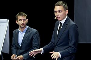 Проект Бизнес-молодость громко заявил о себе в Петербурге