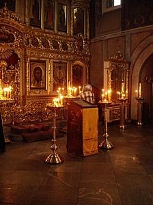 cadenbach acoustics в Храме  Всех Святых на Кулишках