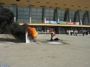 """Выставки в Волгограде: """"Мир Безопасности. СпасПожТех"""""""