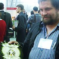 ������-���� �� InfoSecurity Russia 2011