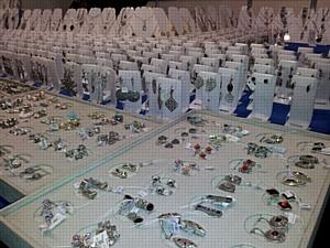 В Киеве открылась выставка украшений «Ювелир Экспо Рождество»