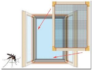 Комплексное решение проблем ремонта окон, - наше преимущество!