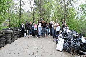 Волонтеры «Нестле Россия» провели экологическую акцию «Операция Чистый Берег»