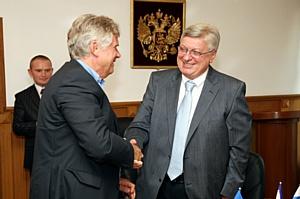 Компания ИКЕА и Университет МГИМО подписали соглашение о сотрудничестве в сфере исследований по корпоративному управлению в России