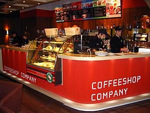 """Сеть венских кофеен Coffeeshop Company на международной выставке по франчайзингу """"BUY BREND-2011"""""""