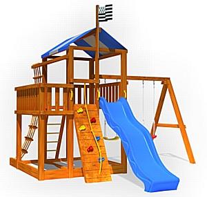 Детский спортивный комплекс для улицы - 10 ПРИЧИН - почему он Вам нужен
