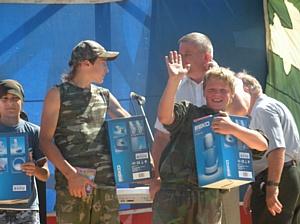 Компания «БЕКО» поддержала участников слета военно-патриотического лагеря «Фрегат» в г. Киржач