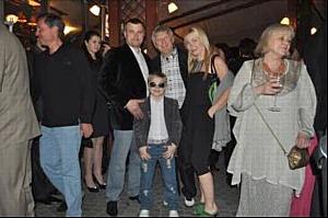 Руководители DANCE HEADS в гостях у Киевского Международного Кинофестиваля