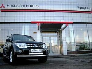 «Аркан» - партнер открытия 110 дилерского центра Mitsubishi Motors в России