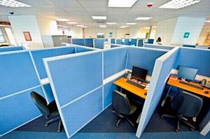 Открытые офисы мешают работать?