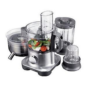 Кулинарный конкурс, гран-при - кухонный комбайн Kenwood FP 270