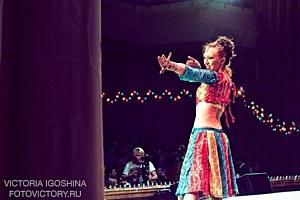 Паздник Холи Мела: раскрась московскую весну индийскими красками