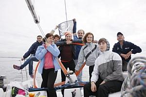 Сотрудники ОАО «Армалит-1» осваивают морскую стихию