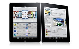 ��� RU-ISTORE � �������� �� ������� Apple iPad