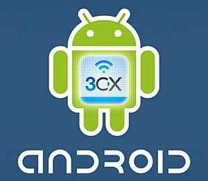����� ������ ����������� ������������ �������� 3CX Phone ��� Android