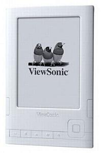 Мировая премьера в MERLION. Новый продукт от ViewSonic – электронная книга VEB 620