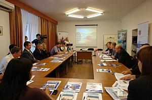 Бизнес-сотрудничество с Санкт-Петербургом