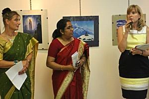 Во Владивостоке открылась выставка, демонстрирующая общность Индии и России