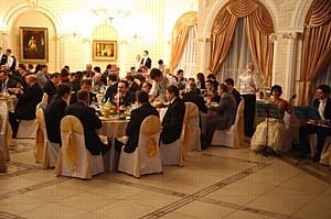 Бал XXI века в Екатерининском дворце